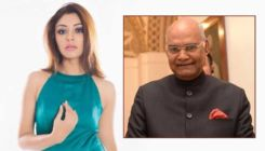 Payal Ghosh writes to the President of India seeking justice in the alleged sexual assault case against Anurag Kashyap