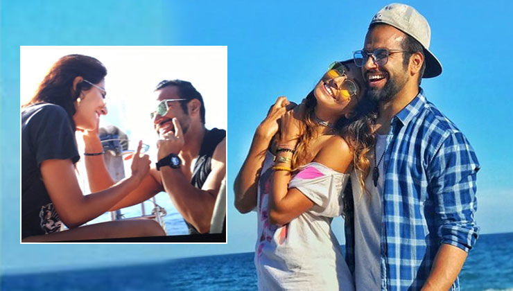 Is Rithvik Dhanjani really dating Monica Dogra? Here's the truth