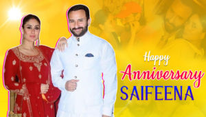 Saif Ali Khan-Kareena Kapoor Anniversary Special: A royal yet mushy love story!