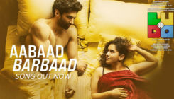 'Aabaad Barbaad' Song: Aditya Roy Kapur and Sanya Malhotra's steamy chemistry is spot on