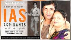 Sonu Sood launches scholarship programme for IAS aspirants dedicating it to his mother on her death anniversary