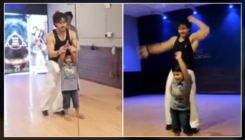 Tiger Shroff teaching hook steps of 'Jai Jai Shivshankar' song to his little fan is the cutest video on internet today