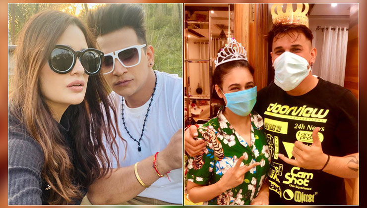 Yuvika Chaudhary and Prince Narula reveal why they didn't speak about their Covid-19 diagnosis