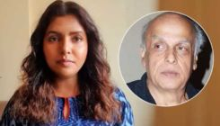 Luviena Lodh accuses Mahesh Bhatt and his family of harassment; Check out the filmmaker's reaction