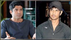 Sushant Singh Rajput's cook rumoured to be working for Farhan Akhtar; actor says,