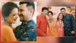 Aditya Narayan and Shweta Agarwal's pre-wedding festivities begin; pictures from the Tilak ceremony go viral