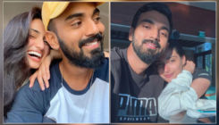Athiya Shetty gets the cutest birthday wish from rumoured BF KL Rahul- view pics