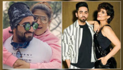 Ayushmann Khurrana and wife Tahira Kashyap celebrate '125 years of togetherness' on their marriage anniversary