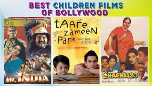 From 'Taare Zameen Par', 'Mr. India' to 'Chachi 420': Best children films of Bollywood