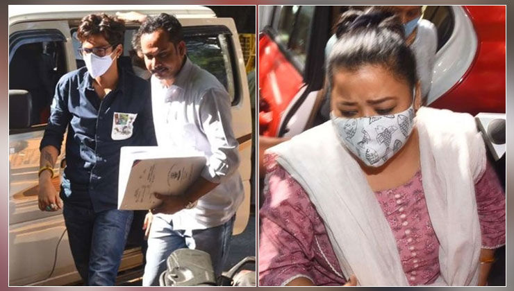 Mumbai court grants bail to comedian Bharti Singh and husband Haarsh Limbachiyaa in drugs case