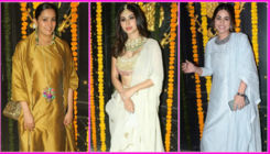 Ekta Kapoor Diwali Party: Hina Khan, Mouni Roy & mom-to-be Anita Hassanandani dazzle at the star-studded bash