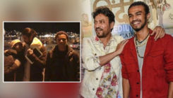 Irrfan Khan's son Babil shares a heartwarming video of the late actor pranking his family- watch video