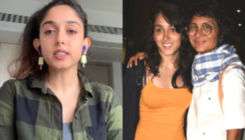 Aamir Khan's daughter Ira reveals advice she received from her 'aunt' Kiran Rao when she told her about battling depression