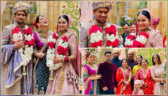 Kangana Ranaut welcomes brother Aksht's wife Ritu into the family; shares stunning pics from his wedding
