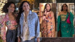 Like mother like daughter: Neena Gupta's fashion sensibilities go a notch higher when styled by Masaba Gupta