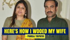 Pankaj Tripathi opens up about how he managed to woo his wife much before he became famous