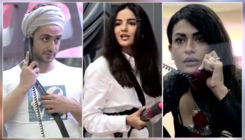 'Bigg Boss 14': Pavitra Punia blasts Jasmin Bhasin after she stops her from talking to her rumoured BF Aly Goni-watch video