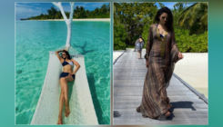 Rakul Preet Singh shares some more sizzling bikini pics from her Maldives vacay
