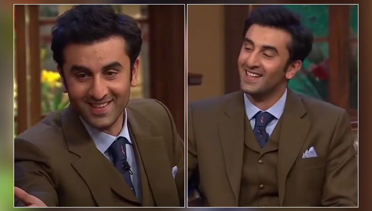 When Ranbir Kapoor revealed why the girl on his first date was crying- watch video