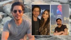 Shah Rukh Khan celebrates his 55th birthday with friends & family at Burj Khalifa- view inside pics