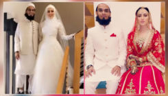 Newlywed Sana Khan shares first picture with her husband Mufti Anas