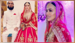 Sana Khan changes her name on social media post her marriage; shares more wedding pics