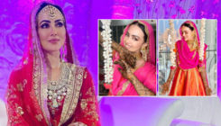 Sana Khan shares pictures from her dreamy mehendi ceremony-view pics
