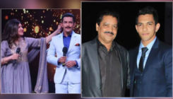 Aditya Narayan reveals how father Udit Narayan reacted when he tried to flirt with Alka Yagnik-watch video