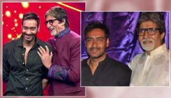 Bollywood legend Amitabh Bachchan to be directed by Ajay Devgn in his next titled 'Mayday'