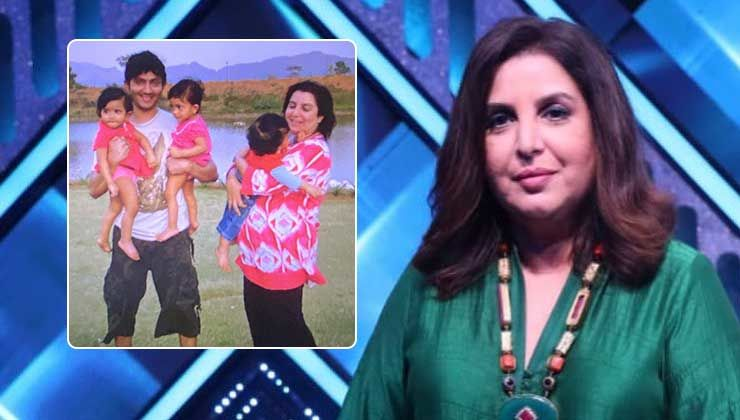 Farah Khan reveals why she chose IVF to become a mom at 43