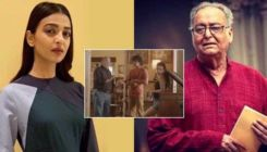 Radhika Apte expresses her grief on the demise of 'Ahalya' co-star, Soumitra Chatterjee