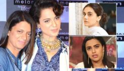 Rangoli Chandel wants to drag Taapsee Pannu & Swara Bhasker to court; accuses them of mocking Kangana Ranaut's office demolition