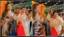 Video of Urvashi Rautela and her mother dancing to Akshay Kumar's 'Burjkhalifa' song on Diwali is unmissable