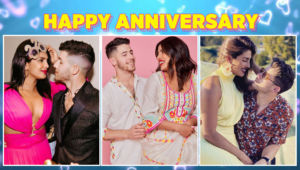 Priyanka Chopra and Nick Jonas' Anniversary: Here are some of the most romantic pictures of the star couple