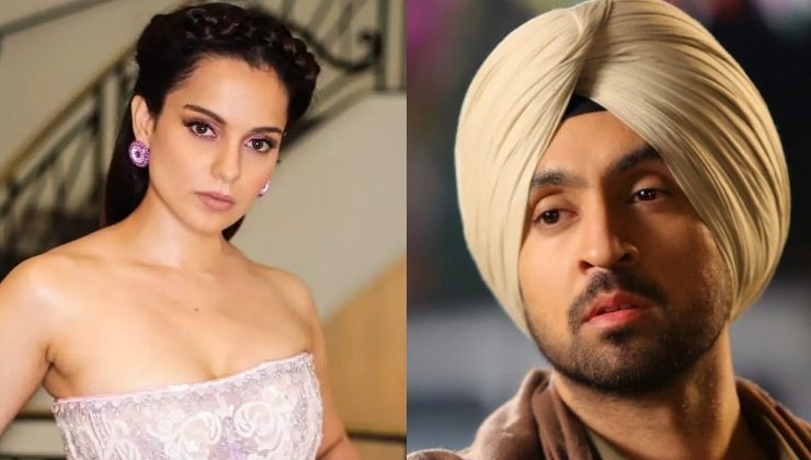 Diljit Dosanjh bashes Kangana Ranaut for her misidentifying an old woman in the farmers' protest