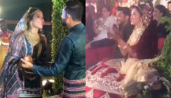 Inside Gauahar Khan & Zaid Darbar's fairytale wedding; actress dances to 'Jhalla Wallah' song at her reception- watch