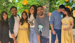 Mom-to-be Anita Hassanandani dazzles at her baby shower; check out inside pics and videos