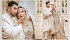 Newlyweds Gauahar Khan and Zaid Darbar share stunning glimpses from their Nikaah ceremony