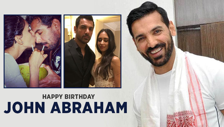 John Abraham Birthday Special: Rare pictures of the handsome hunk with wifey Priya Runchal