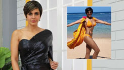 Mandira Bedi's sultry picture in yellow bikini will help you beat the Monday blues