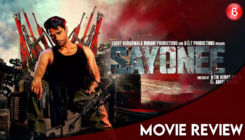 'Sayonee' Movie Review: Tanmay Ssingh, Rahul Roy and Musskan Sethi come up with a mind-blowing action thriller
