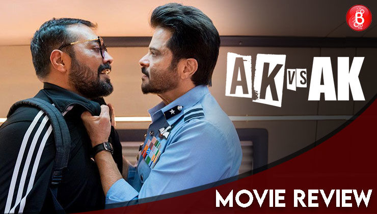 'AK Vs AK' Movie Review: Leave everything and watch this Anil Kapoor and Anurag Kashyap starrer edge-of-the-seat thriller!