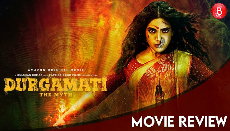 'Durgamati' Movie Review: Bhumi Pednekar's horror-thriller is no scare-fest