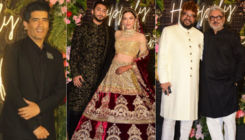 Gauahar Khan & Zaid Darbar Wedding Reception: Sanjay Leela Bhansali, Manish Malhotra and other celebs attend the bash