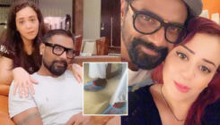 Remo D'Souza's wife Lizelle shares video of the choreographer 'dancing with his heart' in the hospital- watch