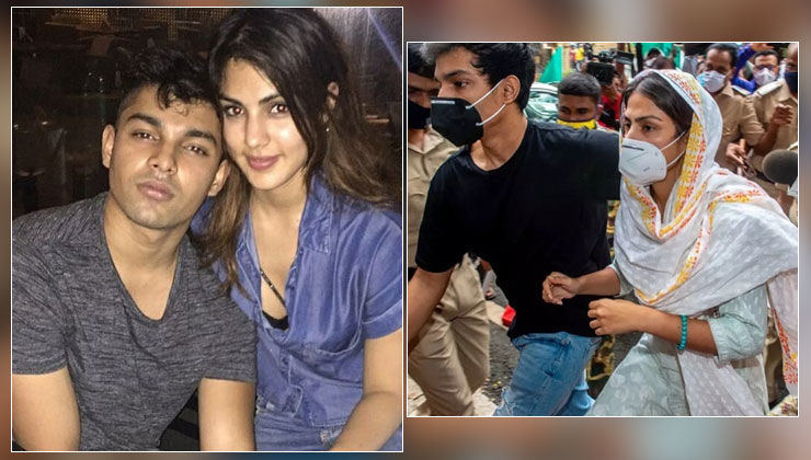 Rhea Chakraborty's brother Showik finally gets a bail three months after arrest in drugs case