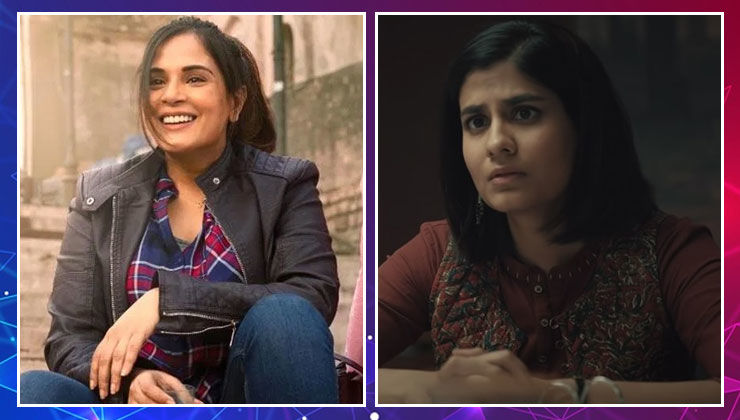 2020 Wrap Up: Richa Chadha to Shreya Dhanwanthry - Scene-stealers across movies and series this year