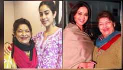 Saroj Khan's daughter wants Janhvi Kapoor and Madhuri Dixit to be part of the her late mother's biopic
