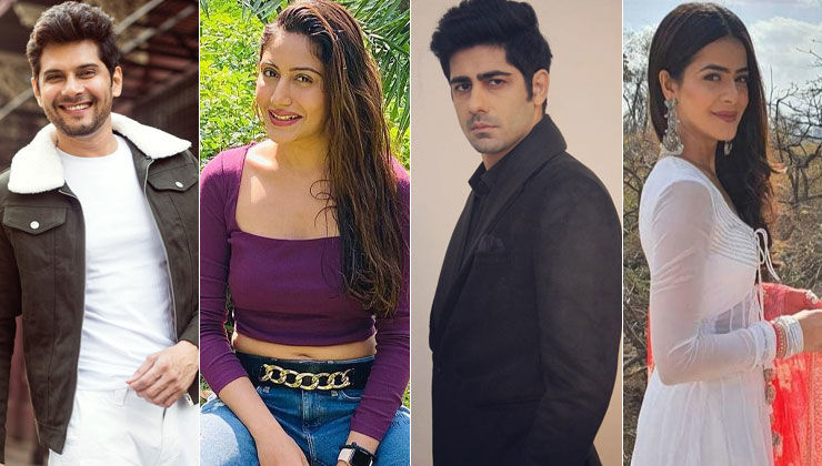 From Amar Upadhyay to Surbhi Chandna-TV stars talk about their expectations from 2021