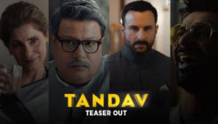'Tandav' Teaser: Saif Ali Khan stands out in this political drama based on the power-hungry world